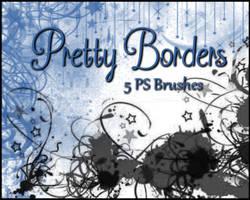 PS Pretty Borders by Illyera