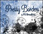 PS Pretty Borders