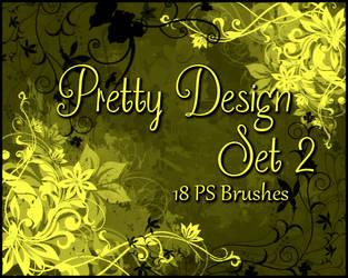 PS Pretty Floral Set2 by Illyera