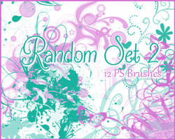 PS Random Brushes Set2 by Illyera