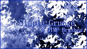 GIMP Simple Grunge