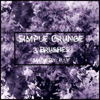 Simple Grunge by Illyera
