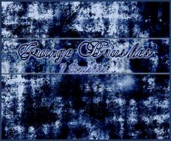 Grunge Brushes Set 1 by Illyera