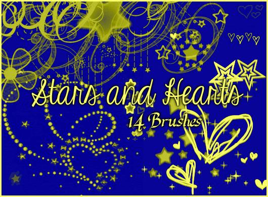 Stars and Hearts by Illyera