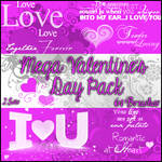 Mega Valentines Day Brushes