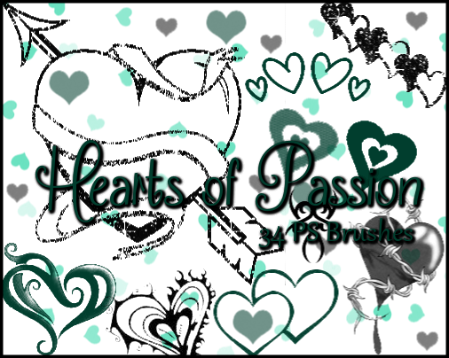 PS Hearts of Passion