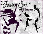 PS Fairies Set 1