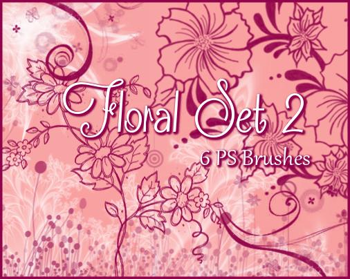 PS Floral Set 2