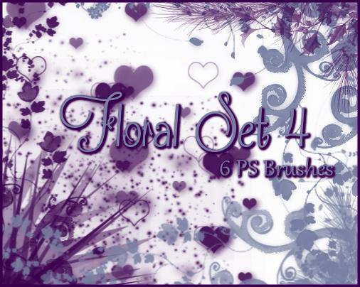 PS Floral Set 4