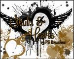 PS Skulls and Hearts