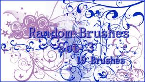 GIMP Random Brushes Set 3