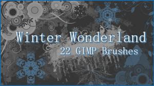 GIMP Winter Wonderland