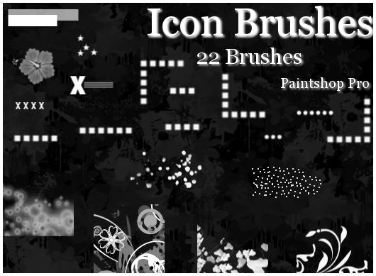 Icon Brushes by Illyera