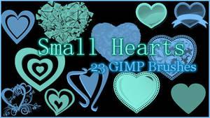 GIMP Small Hearts