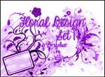 Floral Design Set 1