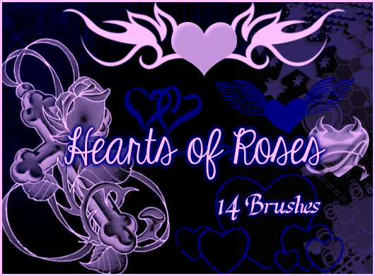 Hearts of Roses