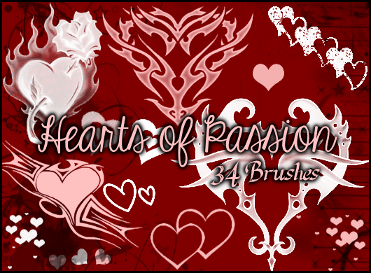 Hearts of Passion