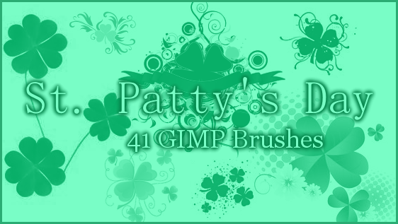 GIMP St. Pattys Day by Illyera