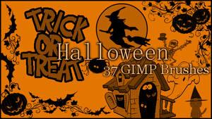 GIMP Halloween