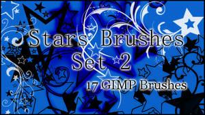 GIMP Stars Set 2