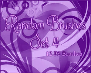PS Random Brushes Set 4