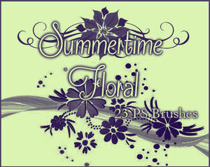 PS Summer Time Floral