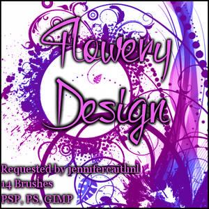 Request: Flowery Design