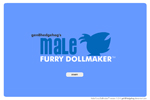 Male Furry Dollmaker v1.1 by geN8hedgehog