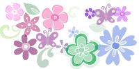 Vector Flowers by serene1980