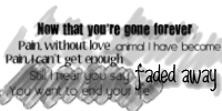 Three Days Grace Lyrics by serene1980