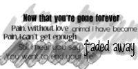 Three Days Grace Lyrics