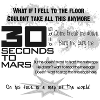 30 Seconds To Mars by serene1980
