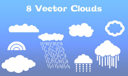 Vector Clouds by serene1980