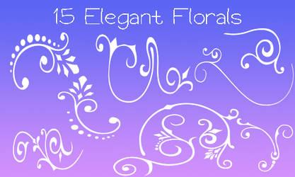 Elegant Florals by serene1980