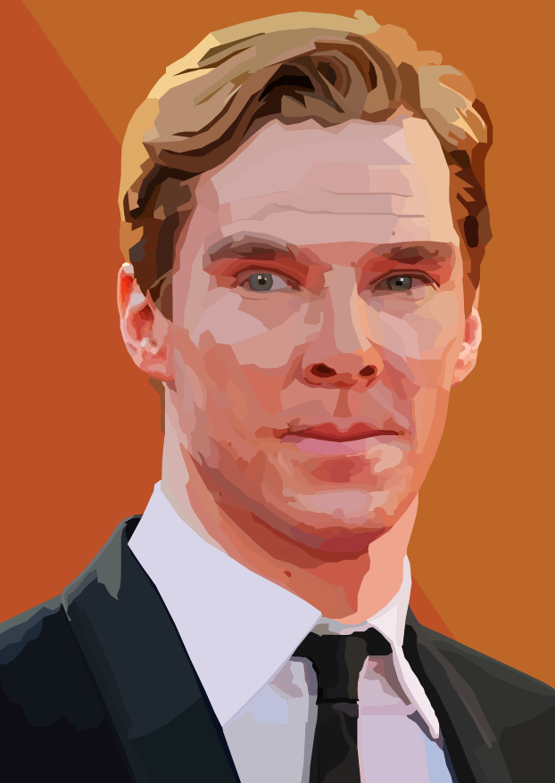 Benedict Cumberbatch by Naruko1222