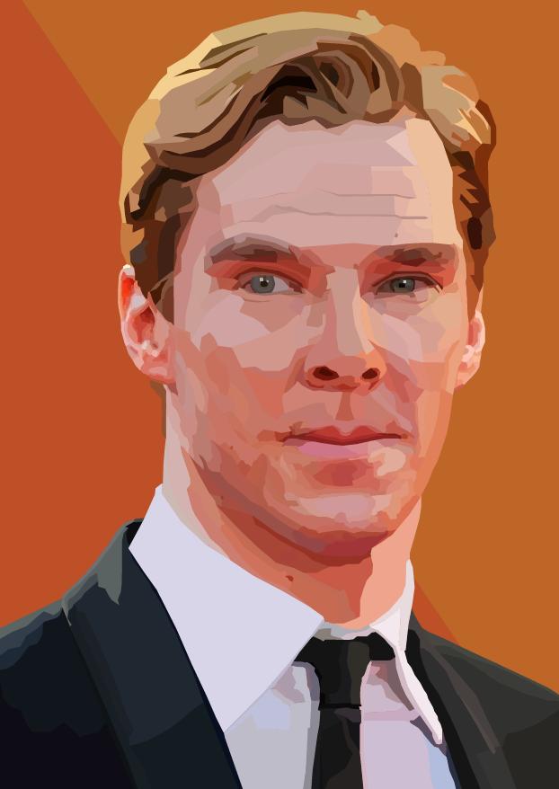 Benedict Cumberbatch by Naruko1222