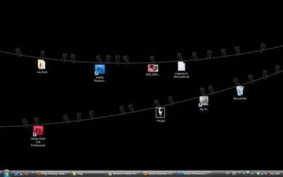 Desktop wallpaper series