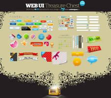 WEB UI Treasure Chest v 1.0