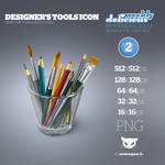 Designer's tools icon - WD2