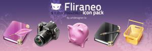 Fliraneo icon pack