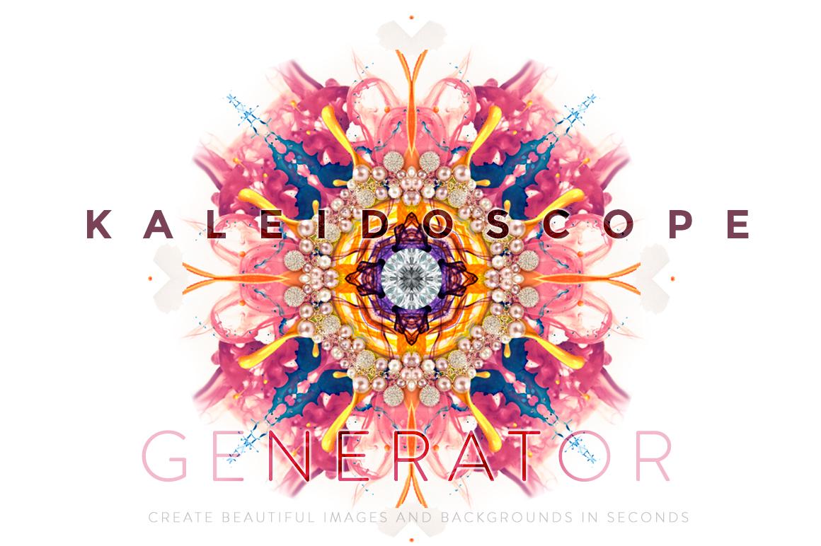 Kaleidoscope Generator by lazymau