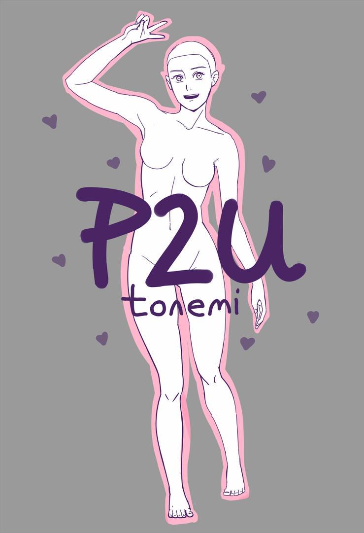 P2U | base 01 by tonemi