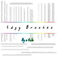 Edgy Brushes