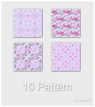 Pattern 1 by Graziola