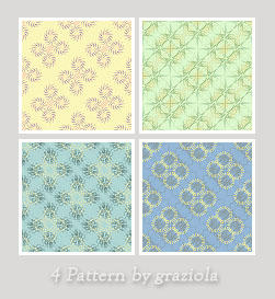 Pattern 3 by Graziola