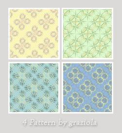 Pattern 3 by Graziola