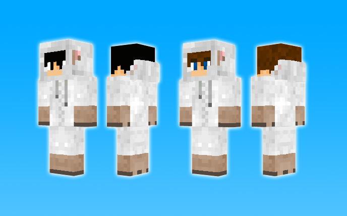 Sheep Costume Minecraft Skins by DerClaudius ...  sc 1 st  DeviantArt & Sheep Costume Minecraft Skins by DerClaudius on DeviantArt