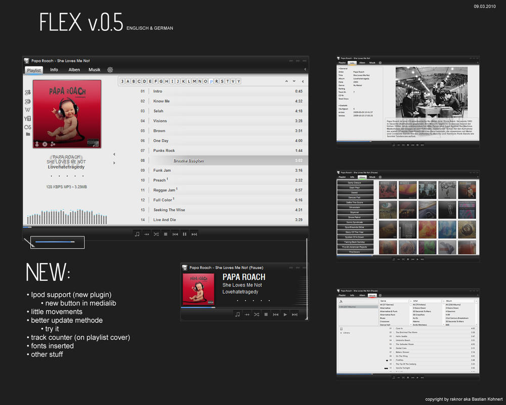 Flex - Foobar v.0.5 by raknor