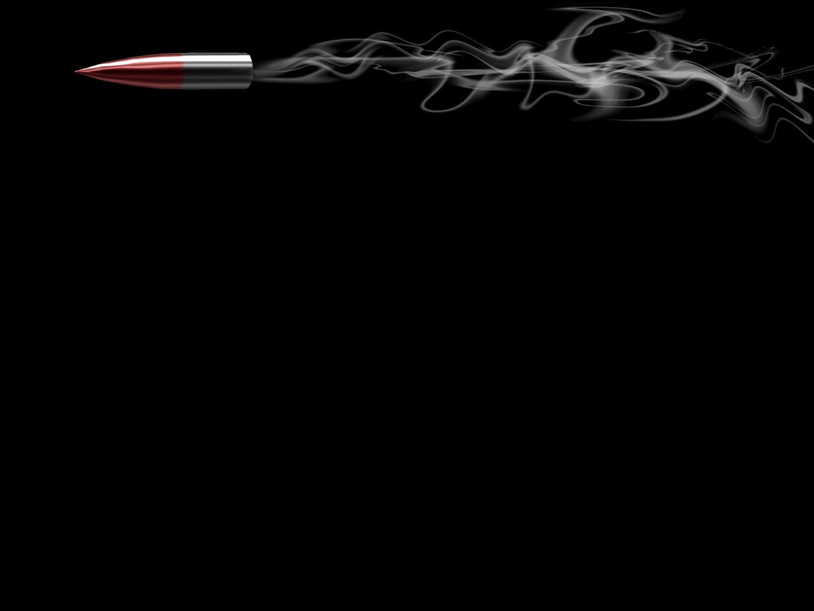 Smoking Bullet by gnomekiller