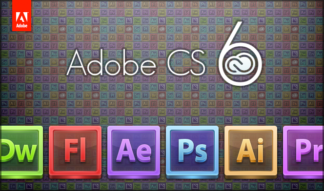 Adobe CS6 Replacement Icons by BluPaper